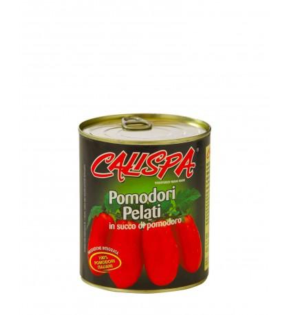 Pomodori pelati in succo di pomodoro 1000g